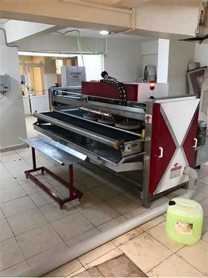 HALI YIKAMA MAKİNASI(CARPET WASHING MACHINE ) resmi