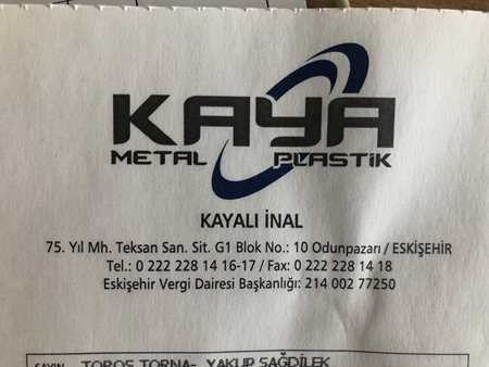 Picture for vendor Kaya metal plastik kayalı inal
