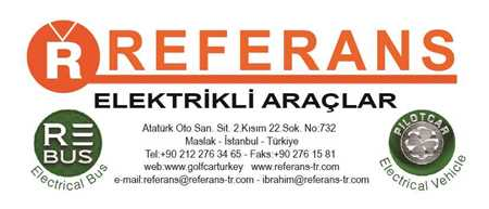 Picture for vendor REFERANS OTOMOTİV TURİZM TEM.HİZM.SAN.VE TİC.LTD.ŞTİ.