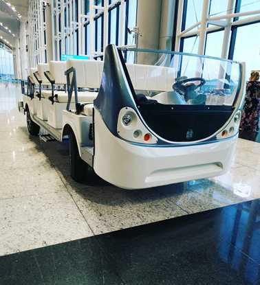 Electric Bus resmi