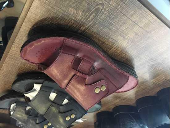 Terlik,sandalet resmi