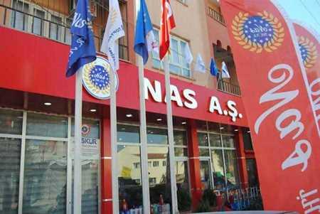 Picture for vendor Nas İhracat Sanayi Ve Ticaret A.Ş.