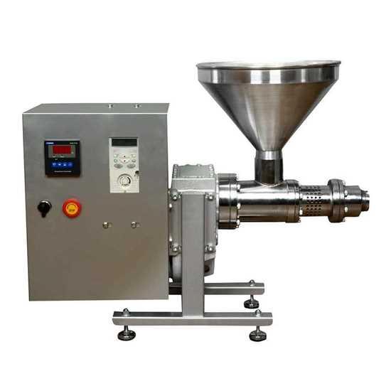 Picture of seed oil extraction machine,cold press oil machine,öl werk,öl maschine,bnk makine.com