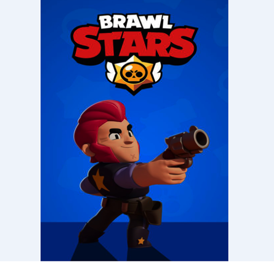 Picture of Tahta A5 Poster Brawl Stars