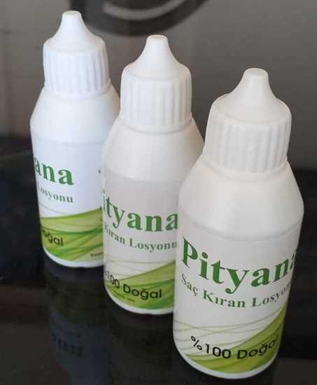 Picture of Saçkıran losyonu 60Cc x 3 adet Pityana