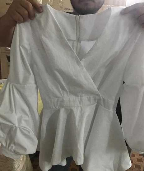 Picture of Gömlek pantolon etek elbise tayt pelerin kaban