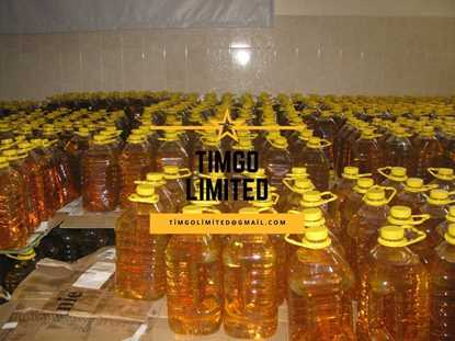 Picture of sunflower oil
