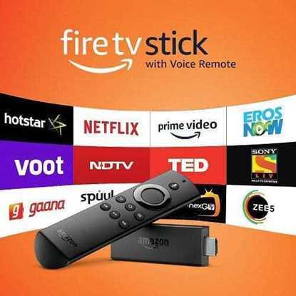 Picture of amazon free stick tv