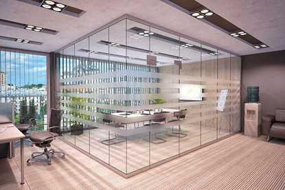cam bölme toplantı odası modelleri resmi