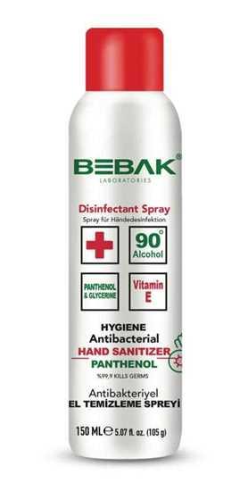 Picture of Bebak Disinfectant Spray