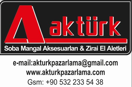 Picture for vendor AKTÜRKPAZARLAMA