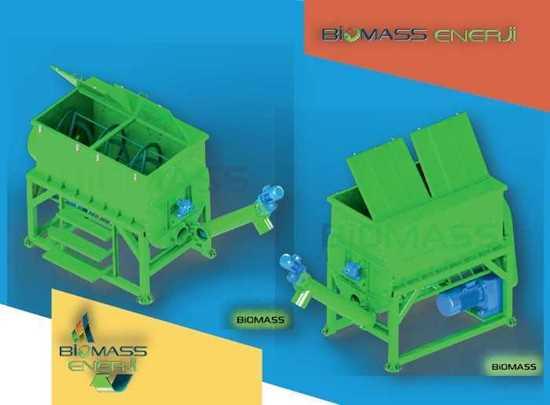 Compost mixer resmi