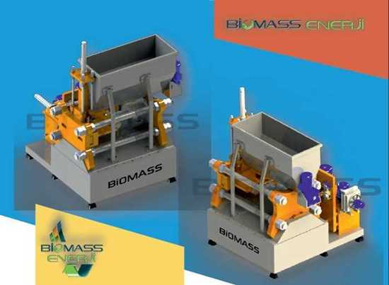 Picture of Biomass press