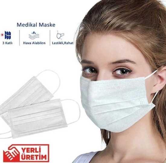 Picture of Medikal maske