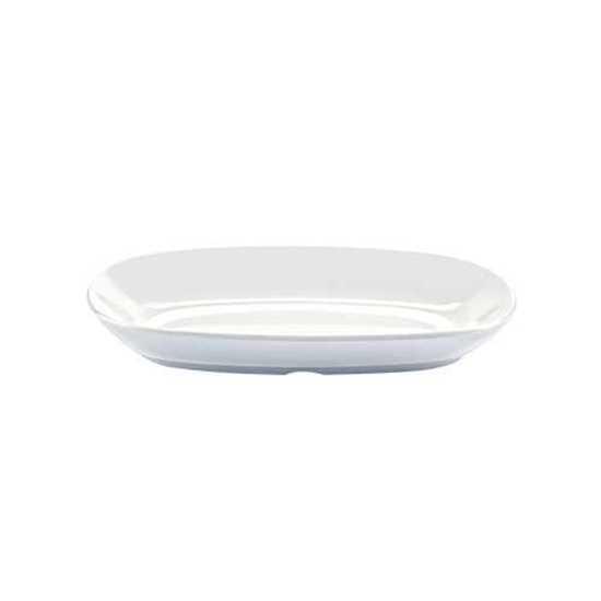 24,7X14 cm Oval Kayık Tabak resmi