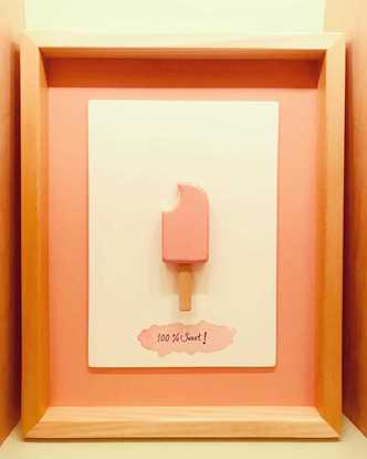 Picture of Popsicle Dream Wooden Wall Art