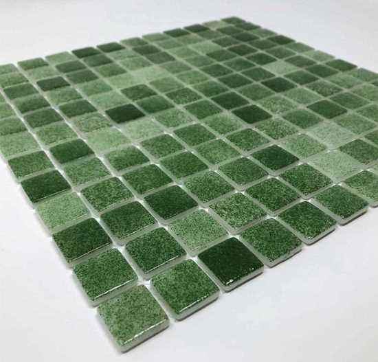 Glass mosaic resmi