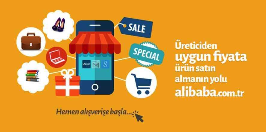 alibaba kampanyalı Alisverise Basla