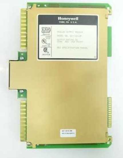 Honeywell S9000 Second Hand Parts ANALOG OUTPUT 621-0010R resmi