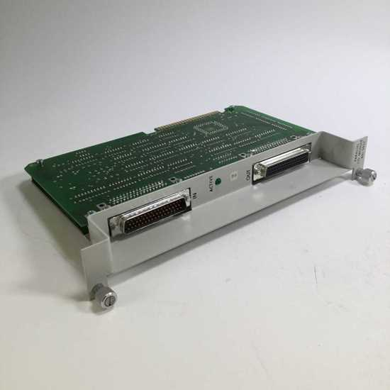 Honeywell S9000 Second Hand Parts PARALEL IO MODULE 621-9937 resmi