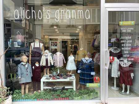 Satıcı için resim Alichos Granma Tekstil Sanayi ve Ticaret Limited Şirketi
