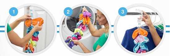 ÇORAP DÜZENLEYİCİ (Çamaşır Makinesi için ÇORAP EŞLEŞTİRİCİ 1 ADET) resmi