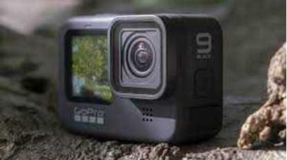 GoPro Hero9 Black Aksiyon Kamera, Siyah resmi