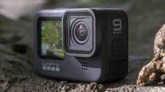 Picture of GoPro Hero9 Black Aksiyon Kamera, Siyah