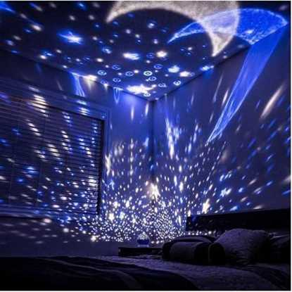 Starnight gece lambası resmi