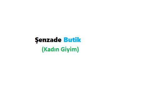 Picture for vendor GÖKHAN TÜRK-ŞENZADE BUTİK