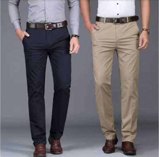 Picture of Fashion Erkek Keten Pantolon