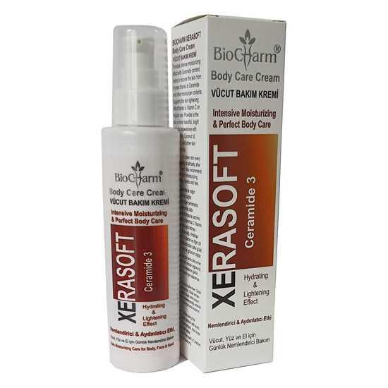 Picture of BioCharm Xerasoft Vücut Bakım Kremi / Body Care Cream 150 ml