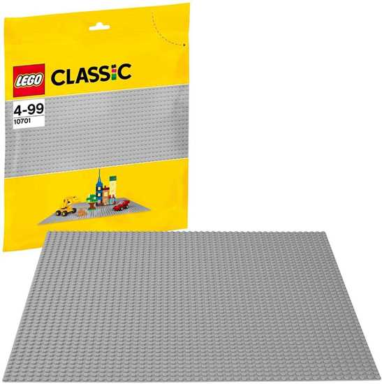 LEGO® - Classic Gri Zemin resmi