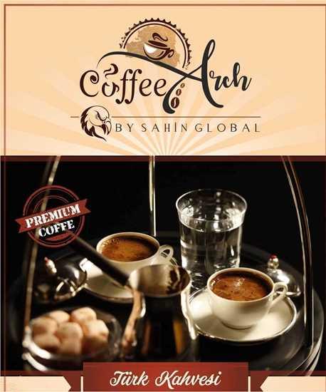 """Geleneksel Türk Kahvesi """"Traditional Turkish Coffee""""(250gr Kutulu Özel Ambalaj) resmi"""