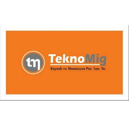Satıcı için resim Teknomig Kaynak ve Otomasyon Pazarlama Sanayi Ticadet