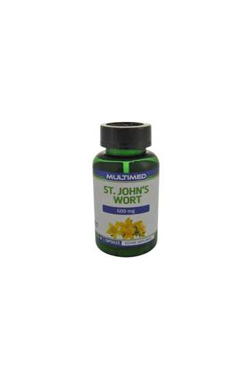 Multimed St.johns Wort 60 Kapsül resmi