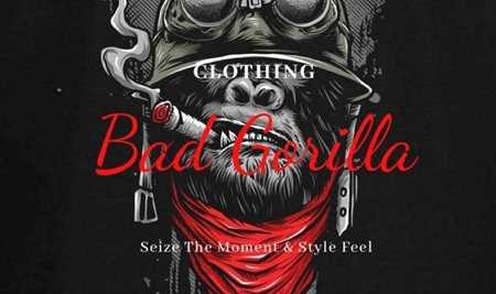 Satıcı için resim BAD GORİLLA CLOTHİNG