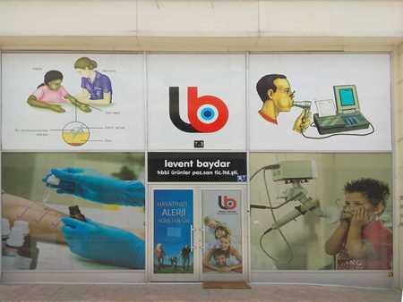 Satıcı için resim Levent Baydar Tıbbi Ürünler Paz.San.Tic.Ltd.Şti.