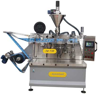Toz paketleme makinesi resmi